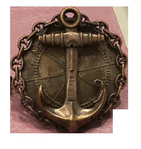 Флотский морской знак